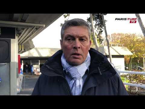 Paris-Turf TV - Pierre Vercruysse : Express Jet