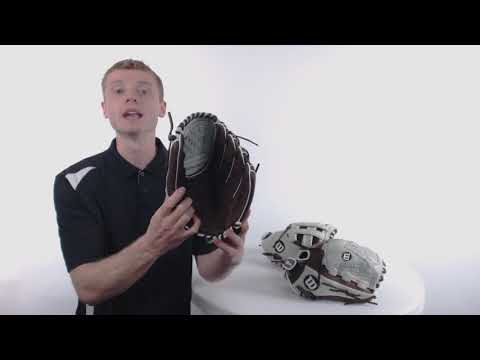 Wilson Aura Youth Softball Gloves | 2018 Series Overview
