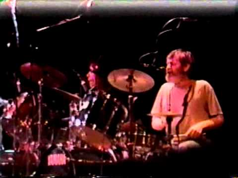 "Levon Helm with The Crows-""Nobody's Fool"""