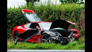 EXPENSIVE LUXURY CAR CRASH COMPILATION SEPTEMBER 2019 DRIVING FAILS