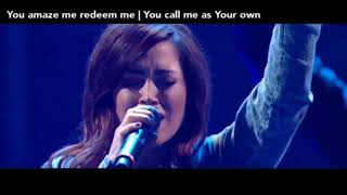 Kari Jobe   I Am Not Alone   Lakewood Church  [Houston Worship Relief Concert 2017]
