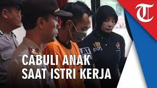 Gadis 13 Tahun Dicabuli Ayah Tiri saat Sang Ibu Bekerja di Jakarta