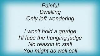 Armored Saint - Hanging Judge Lyrics