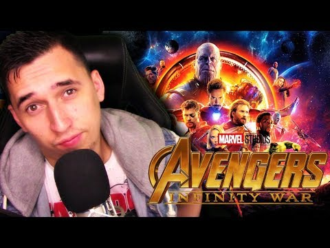 10 Years in the making..| Marvel Studios' Avengers: Infinity War- My thoughts {REVIEW}