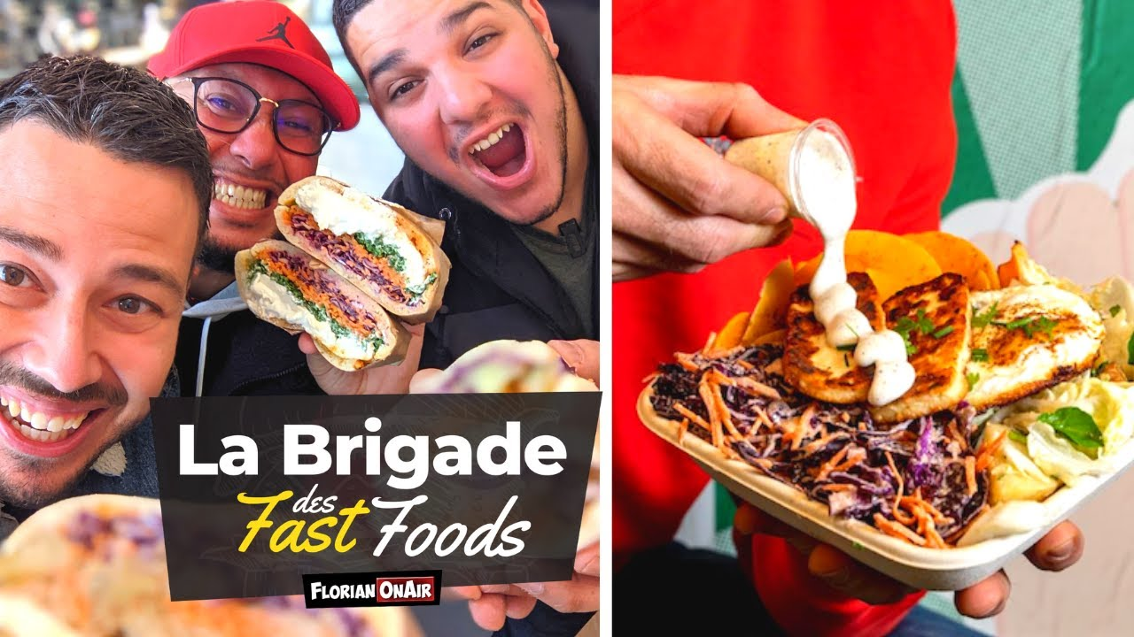 La BRIGADE des FAST FOODS ARRËTE la VIANDE ? - VLOG 1127