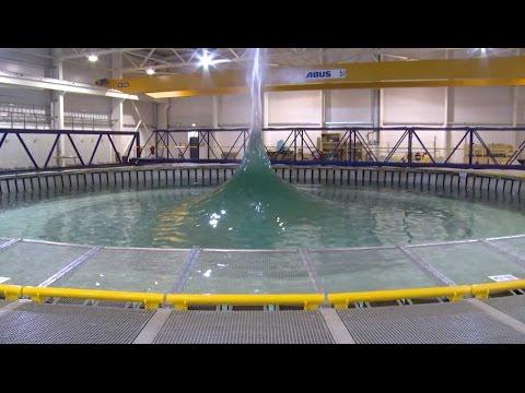 La piscina más peligrosa del mundo
