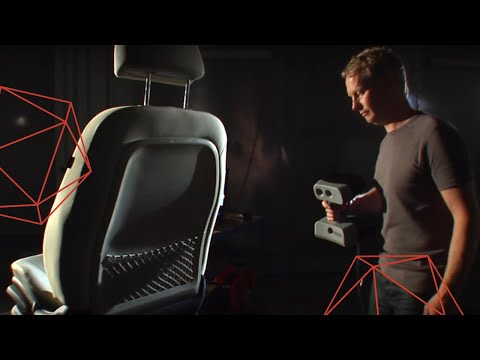 3D Scanning In The Automotive Industry