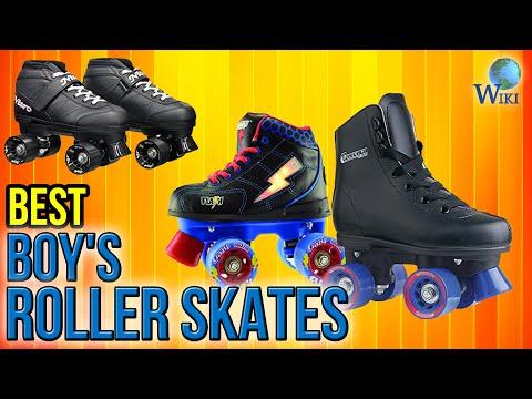 8 Best Boy's Roller Skates 2017