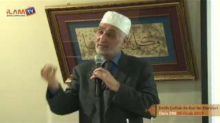 Kur'ân Meâli – Duhan Suresi 1-59. Ayetler (Fatih Çollak Ile Kur'ân Dersleri)