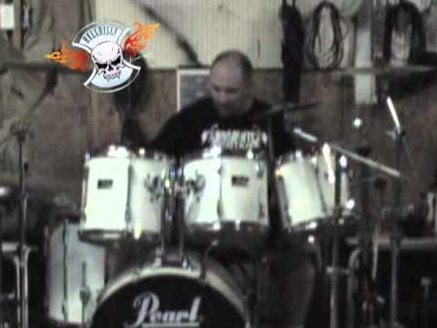 Drummer Hellbilly Jamie