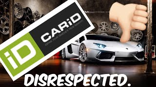 CARID.COM Disrespected My Whole Family *emotional* Jay Flat Out