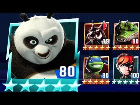 Ninja Turtles Legends PVP HD Episode - 529 #TMNT
