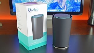 Google OnHub: Unboxing & Review