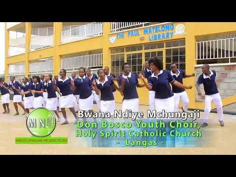 BWANA NDIYE MCHUNGAJI