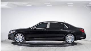 INKAS® Armored Mercedes Maybach S600