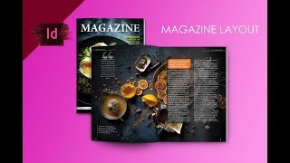 How To Make Magazine In Indesign CC