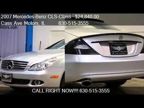2007 Mercedes-Benz CLS-Class CLS550 4-Door Coupe - for sale