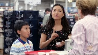 Costco Routine - Fresh Off The Boat - Video Youtube