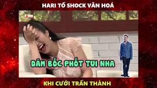 Hari Won shock văn hóa sau khi cưới Trấn Thành | Là Vợ Phải Thế 2018 : Tập 13