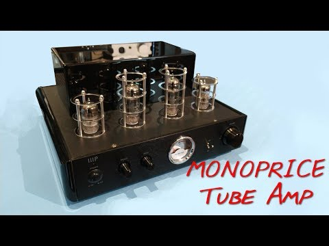 """Z Review – Monoprice """"Tube Amp"""" with Bluetooth and…………………………………………"""