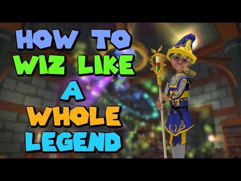 Wizard101: SO CLOSE TO MYTH WARLORD! - AwesomeTheSauce