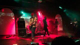 The Damned - (There Aint No) Sanity Clause (Lincoln Engine Shed - 3rd December 2012)