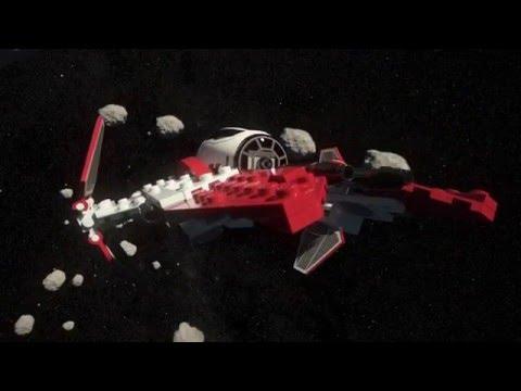Vidéo LEGO Star Wars 75135 : Le Jedi Interceptor d'Obi-Wan Kenobi