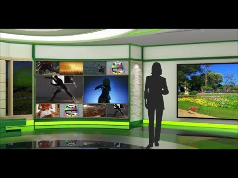 3D Virtual Studio | After Effects Template | VideoHive net