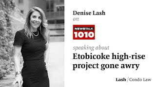 Denise Lash on NewsTalk 1010