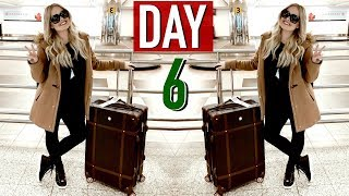 PACK WITH ME FOR LA + NEW YORK! VLOGMAS DAY 6