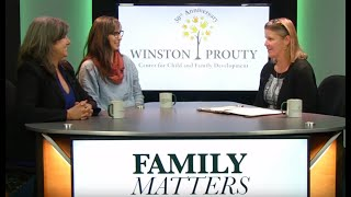 Winston Prouty Center's Family Matters show focuses on Child Care Counts Coalition thumbnail image