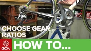 How To Choose Your Chainrings + Cassette - GCN's Guide To Selecting Gear Ratios