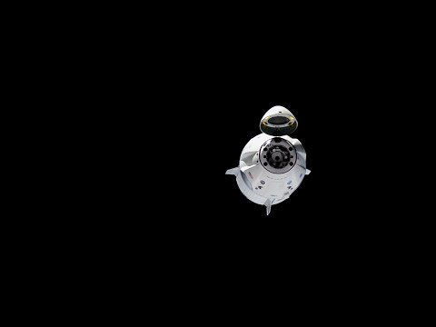 Crew Demo-1 Mission   Rendezvous, Docking, and Hatch Opening