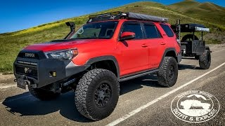 Check out the walkaround on Isaacs awesomely built 5thgen Toyota 4Runner on