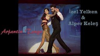 "ARJANTİN TANGO (Zum) ""Tango Ankara"" - Latino Dans Stüdyosu Yılsonu Gösterisi 2015"