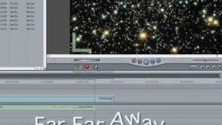 Final Cut Pro 7 Training Video - Creating Title Effects, Star Wars Rolling Credits