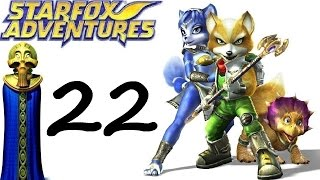 Star Fox Adventures - Walkthrough - Part 22 - Back to the Walled City! - Video Youtube
