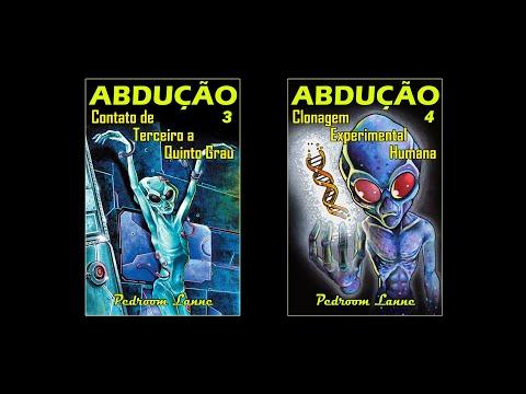 Apresentação da 2ª edição dos ebooks ABDUÇÃO partes III e IV