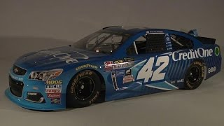 Credit One Bank Signs with Kyle Larson