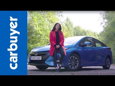 Toyota Prius Plug-In Hybrid in-depth review - Carbuyer