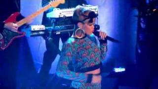 Gambar cover Rihanna -  Rude Boy Live @ Allan Carr
