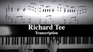 Richard Tee Transcription