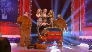 Girls Aloud - Santa Claus Is Coming To Town - 2007