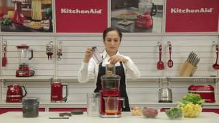 KitchenAid® Maximum Extraction Juicer (Slow Juicer)