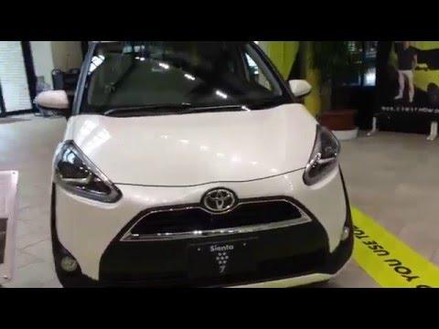 Berita Terkini : Review Toyota Sienta 2016 Indonesia