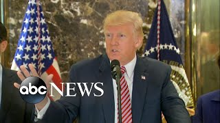 Trump lashes out at