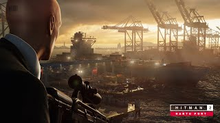 HITMAN 2 - Hantu Port Announcement Trailer