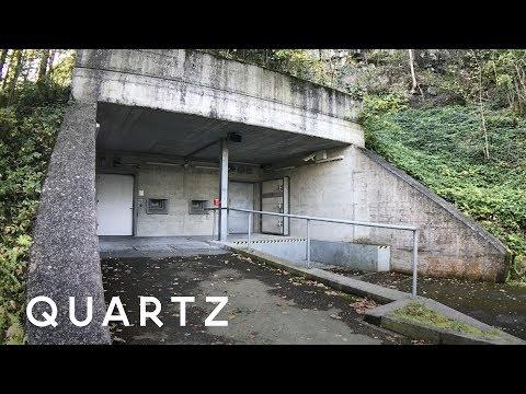 Inside the Secret Swiss Bitcoin Vault