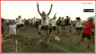 Scenes across the country as England win a penalty shootout!