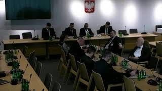 Zespół ds. Kultury Posiadania Broni w Sejmie
